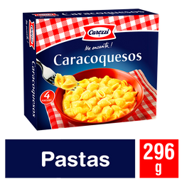 Carozzi Pastas Caracoquesos