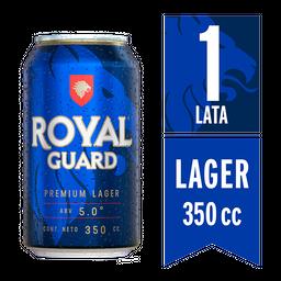 Royal Guard Cerveza 5° Six Pack Lata