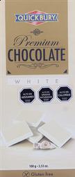 Choc Premium White Gluten Free 100 G