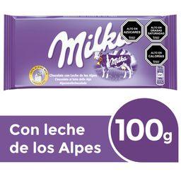 Chocolatina Alpine Milka 100g