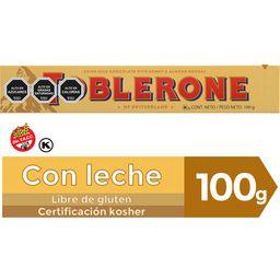 Toblerone Chocolate De Leche