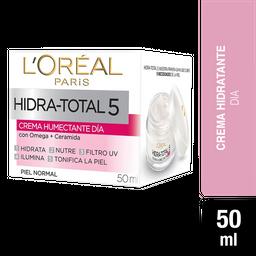 Loreal Paris-Hidra Total 5 Hidratacion D.Exper.H.Tot5 Hum Nut50G