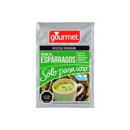 4 x Maggi Crema Gourmet Solo Para Uno Esparrago