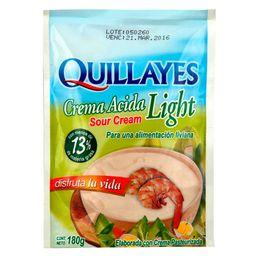 Crema Acida Quillayes Light