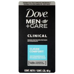Dove Men Desodorante Dove Clinical For Men Clean Comfort