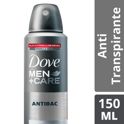3x2 Dove Men Desodorante Care Antitranspirante