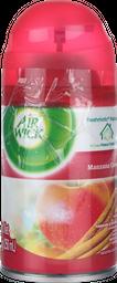 Airwick Freshmatic Recarga Manzana Canela 250ml