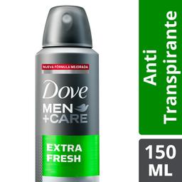 3 x Dove Men Dove Desodorante Extra Fresh Men