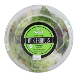 Ensalada Organica Mix Frances 150 Gr