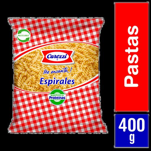Carozzi Fideo Espiral N°49
