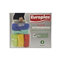 Europlas bolsa extragande X 4