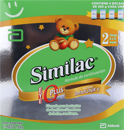 Fórmula Infantil Similac Sistema Immunify 1.4 Kg