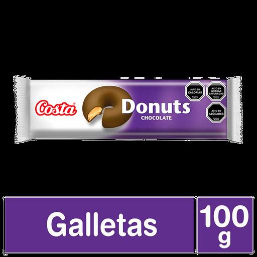 Costa Galleta Donuts Leche