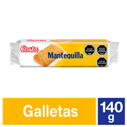 Costa Galleta Mantequilla