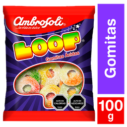 Ambrosoli Gomitas Acidas Loop