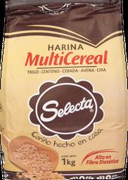 Harina Selecta Multicereal 1 Kg