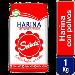 Selecta Harina C/Polvo