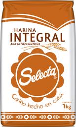Harina Selecta Integral 1 Kg