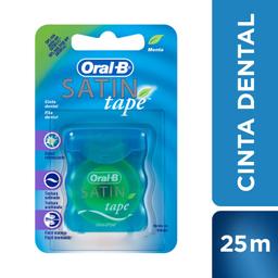 Oral-B Hilos Y Sedas Dentales Satintape Menta
