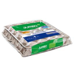 Huevo Jumbo Extra, Blanco 20 u