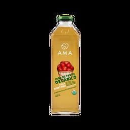 Jugo Ama Manzana Organico 1L