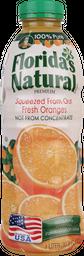 Jugo Floridas Natural 1L Naranja