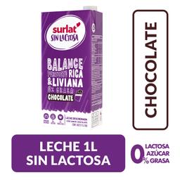 Leche S/L Surlat Chocolate 1L