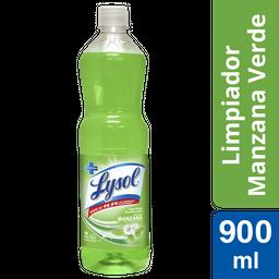 Limpiador desinfectante Lysol Manzana Verde 900 mL