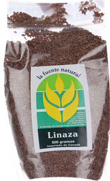 Linaza Fuente Natural 500 Gr