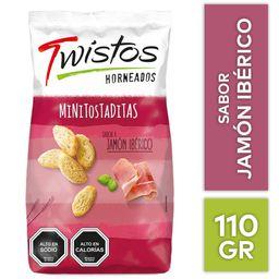 Twistos Jamon Iberico