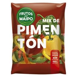 Mix Pimentones Frutos Del Maipo 150 Gr