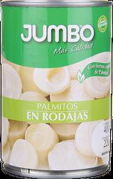 Jumbo Palmitos En Rodajas