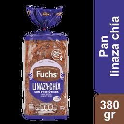 Fuchs Pan Integral Semillas Yganos Linaza Chia