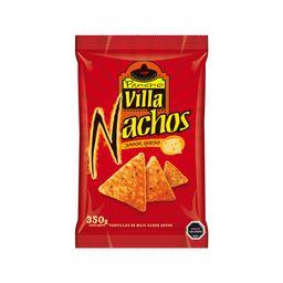 Nachos Pancho Villa Queso 350 g