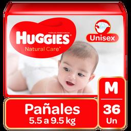 Huggies Infantil Nino.Seman.M X40