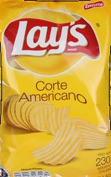 Papas Lay's Fritas Corte Americano 230 g
