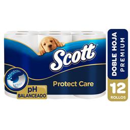 Papel Higienico Scott Supreme 27,5Mt 12 Un