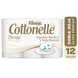 Papel Higiénico Kleenex Cottonelle Prestige 12 Un