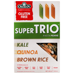 Pasta Penne Rice Quinoa Kale Orgran 250G