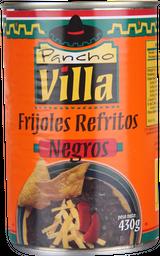 Frijoles Negros Pancho Villa 430g