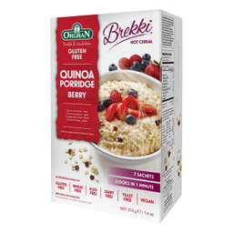 Porridge Quinoa Frutos Rojos Orgánico 210 g