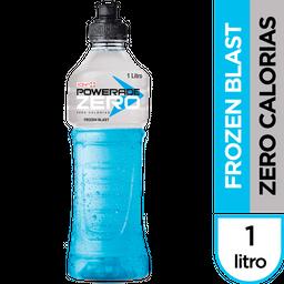 Powerade Zero Frozen Blast Pet