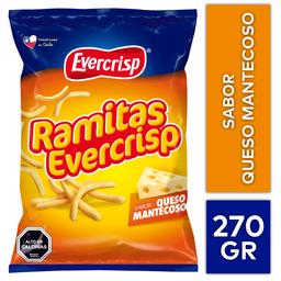 Ramitas Evercrisp Queso Mantecoso 270 g