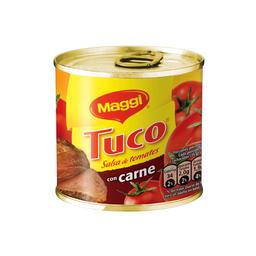 Salsa de Tomates Tuco Con Carne 254 g
