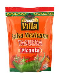Salsa Taquera Picante Pancho Villa 200g