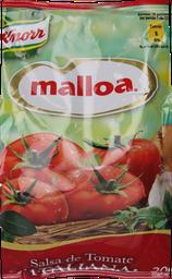 Salsa Malloa de Tomate Italiana 200 g