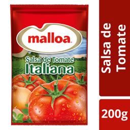 Malloa Pack 3 Unidade S Salsa De Tomate Italiana
