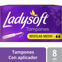 Ladysoft Tampones Regular