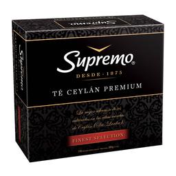 Té Supremo Ceylan Premium FInest Selection 100 U