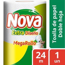 Toalla Nova Extra Mr 24Mt
